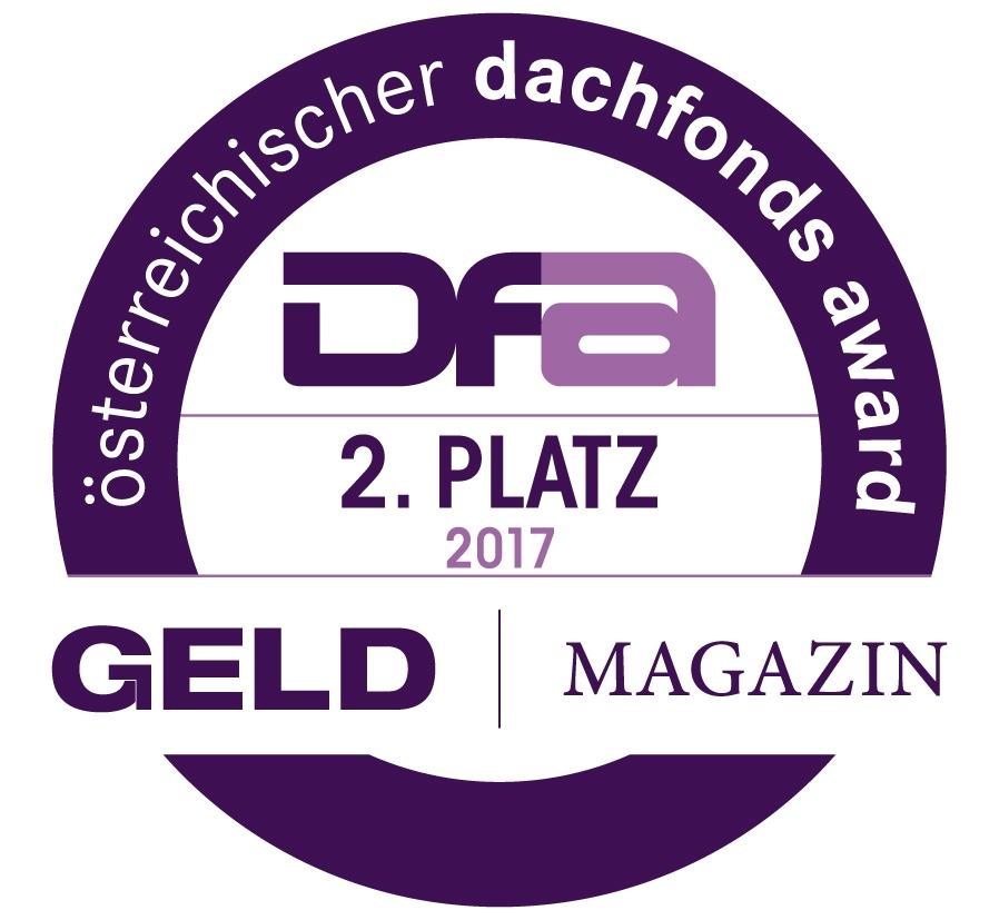 Österreichischer Dachfonds Award - Fürst Fugger Privatbank belegt zweiten Platz