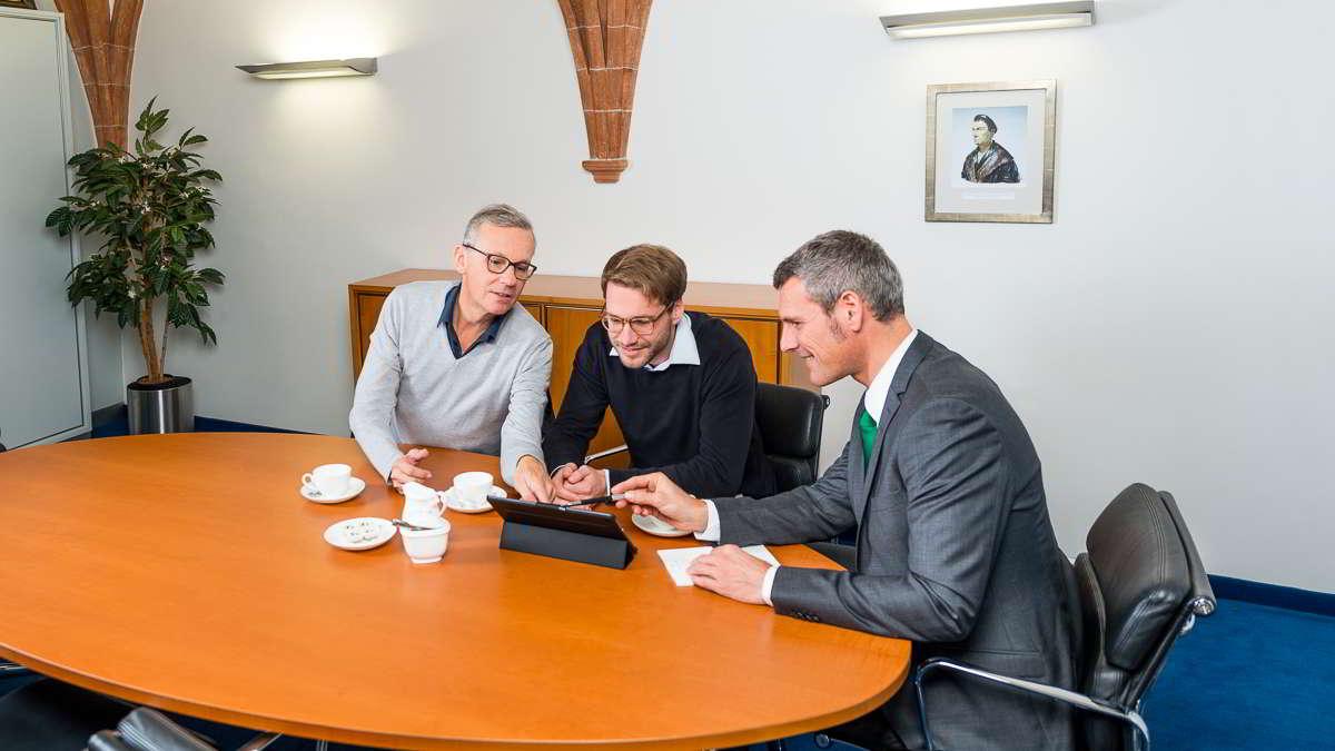 Privatkundenberatung Fuggerbank