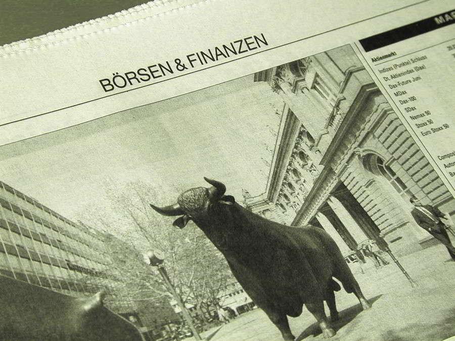 Börsen und Finanzen