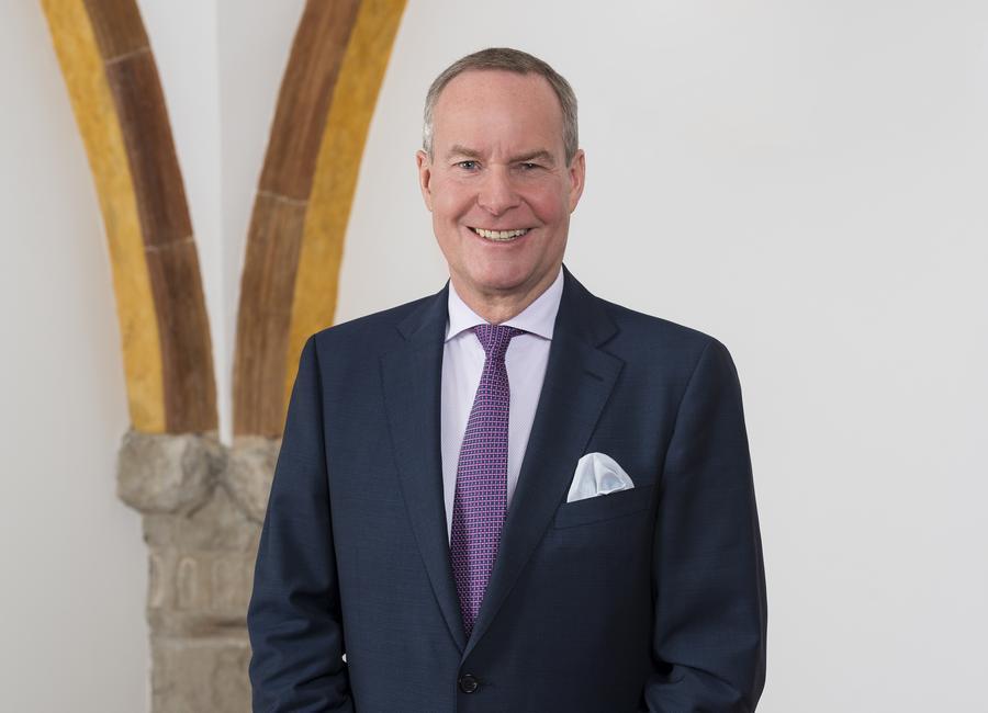 Fischer Uwe Niederlassungsleiter der Fürst Fugger Privatbank