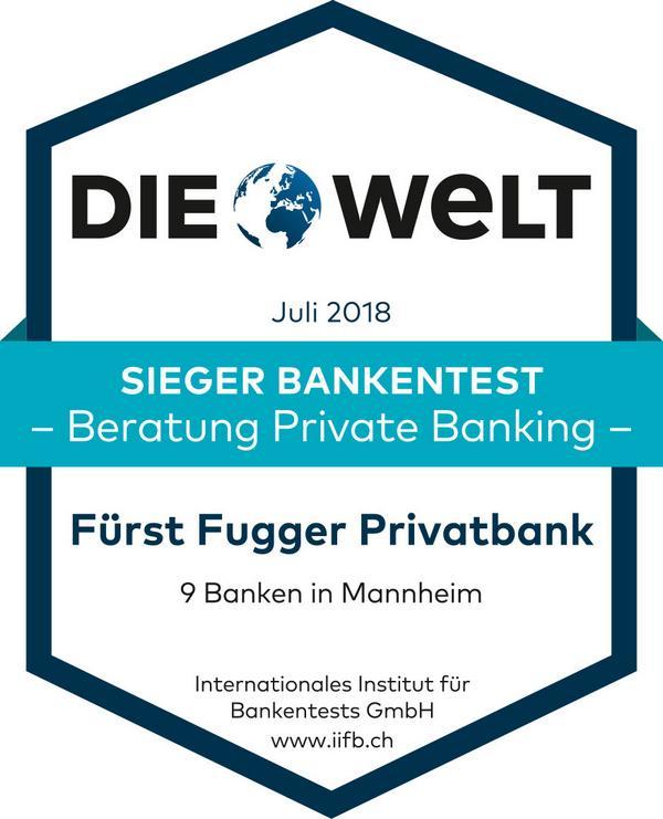 Die Welt Bankensieger Mannheim 2018