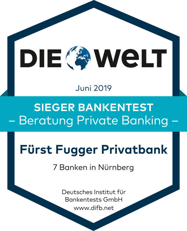 Private Banking Sieger aller Banken in Nürnberg
