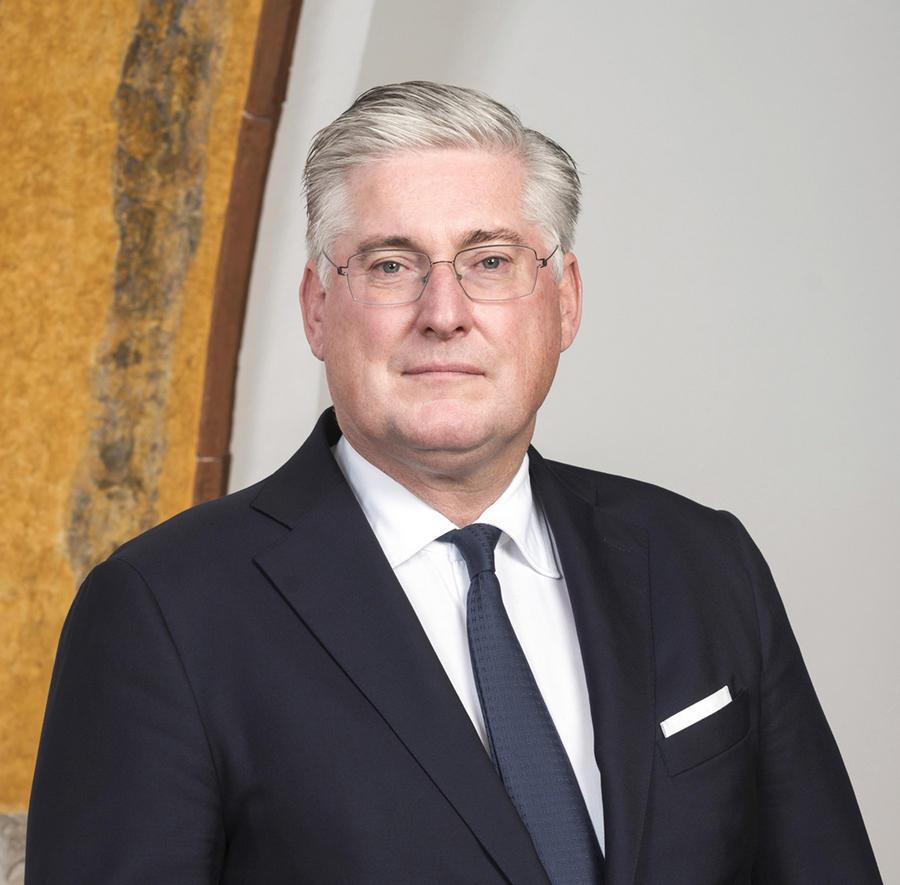 Vorsitzender des Vorstands der Fürst Fugger Privatbank